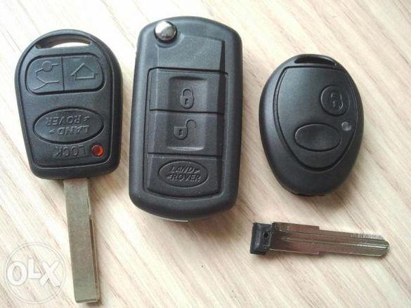 Кутийка за ключ за Ланд Ровър,Land Rover Дискавъри,Discovery