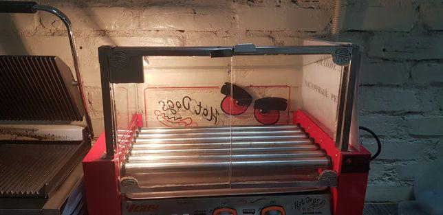 Аппарат для хот догов, гриль для сосисок