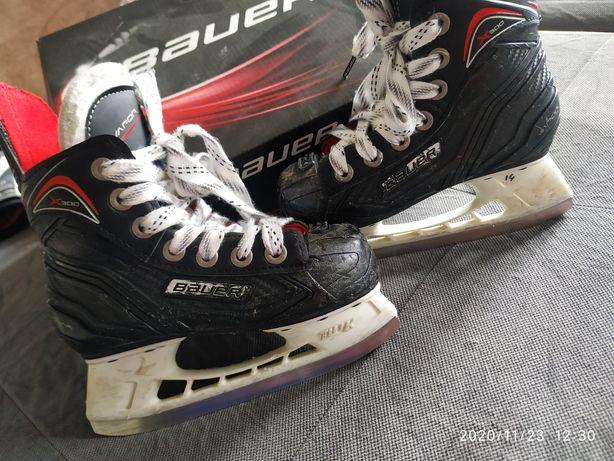 Хоккейные коньки Bauer vapor