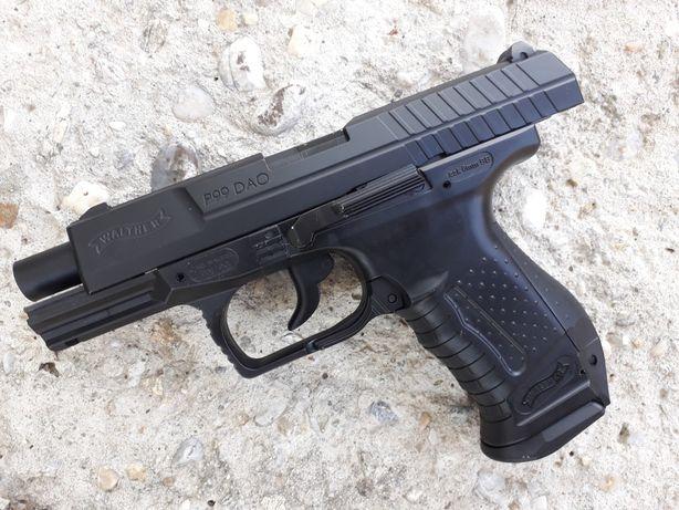 CEL MAI PUTERNIC PISTOL AIRSOFT din RO 4.5j Walther P99Dao full metal
