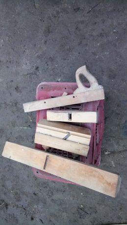 Дърводелски рендета