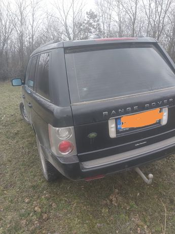 Land Rover Range Rover prețul este în euro