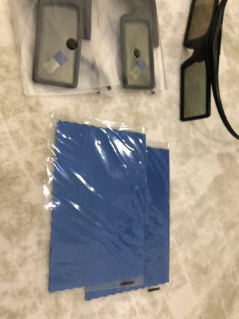 Очки 3d Samsung SSG-4100GB новые в упаковке 4 пары, можно по отдельнос