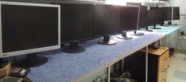 """мониторы для офиса ! IPS,ED матрицы диагональ от """"15"""" до """"24""""VGA,HDMI"""