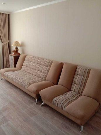 Диван и кресло в идеальном состоянии