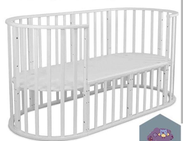 Детский манеж-кровать трансформер 12в1