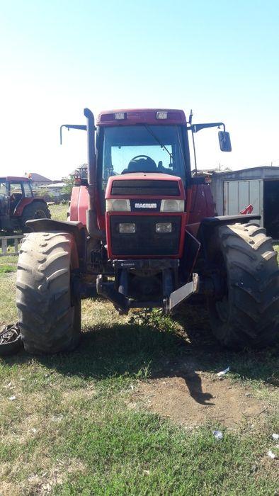 Dezmembrez tractor Case 7140,7110,7120,7130 Bucuresti - imagine 1