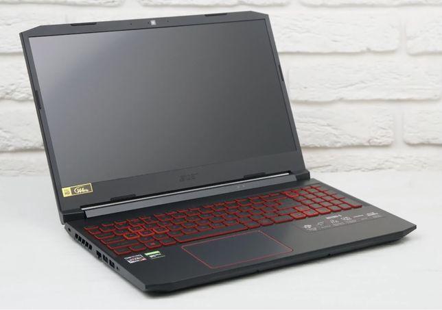 Новый игровой ноутбук Acer Nitro 5/GeForce 1650/Ryzen 5/SSD-512гб/144г