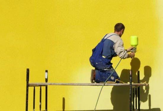 Малярные работы, профессиональная покраска