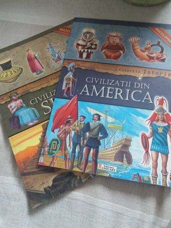 Civilizatiile din America si Sumer