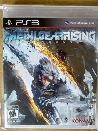 Joc PS3  - Metalgear Rising Revengeance, playstation 3