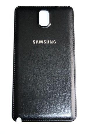 Заден капак за Samsung Galaxy Note3 N9005 Neo N7505 Note2 N7100 черен