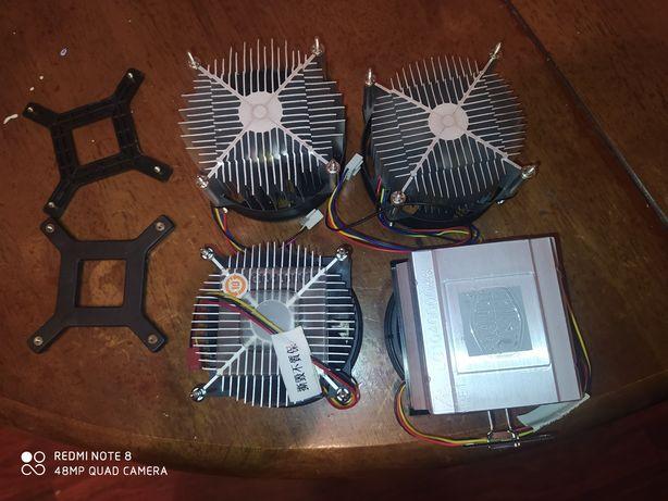 Светящиеся вентиляторы для компьютера