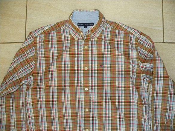 Мъжка риза TOMMY HILFIGER , 100% памук