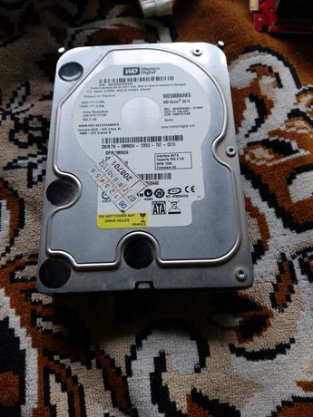 Жёсткий диск на 500gb
