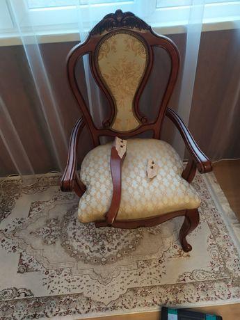 Ремонт стульев (мебели), деревянных изделий