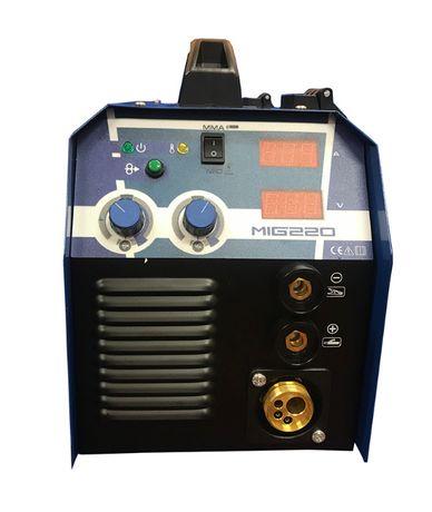 Телоподаващо Co2 апарат с 24 месеца гаранция комбиниран