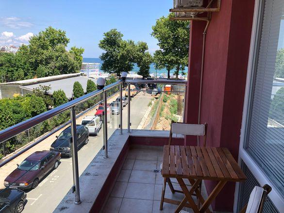 Апартамент под наем, на първа линия в Созопол, плаж Хармани