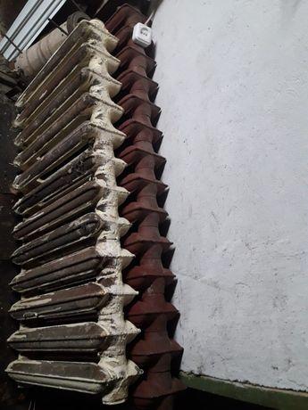 Продам радиаторы отопления чугунные