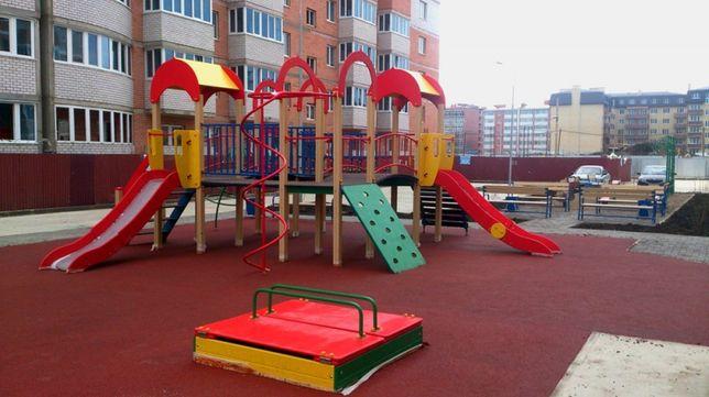 Детская Игровой Комплекс, Площадка Шымкент (горка, песочница, качели)