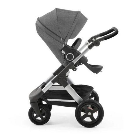Детская коляска Stokke Trailz 3 в 1