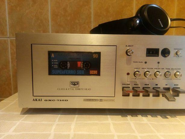 Akai GXC-710D deck