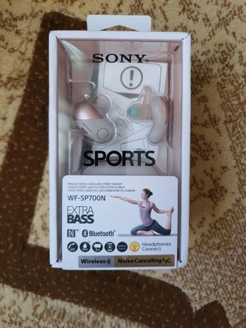 Casti sony sports