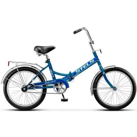 Велосипед детский/ подростковый Stels pilot 410 складной