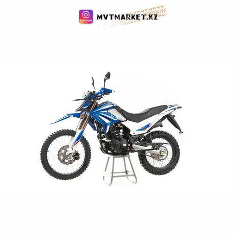 Мотоцикл Кросс XR250 ENDURO