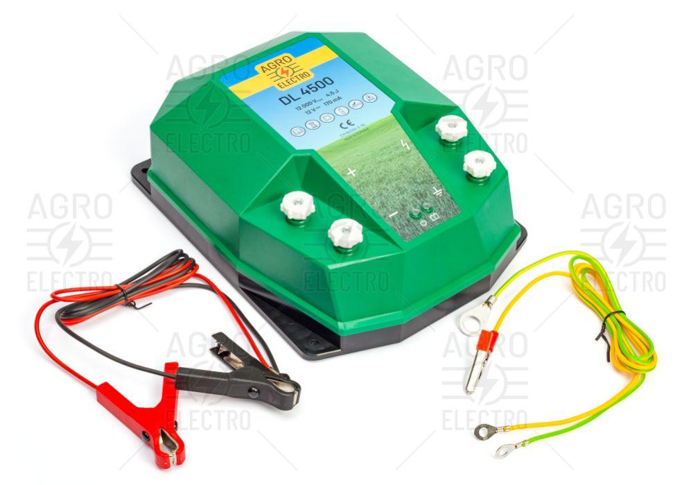 Aparat gard electric DL 4500, 12 V, 4,5 Joule Brasov - imagine 1