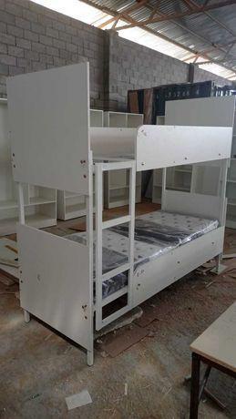 Кровать армейская металлическая