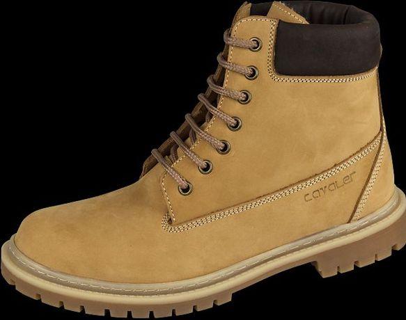 Зимни обувки естествена кожа