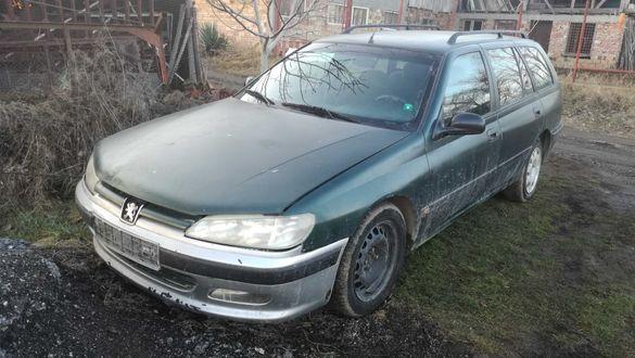Пежо 406-комби/Peugeot 406