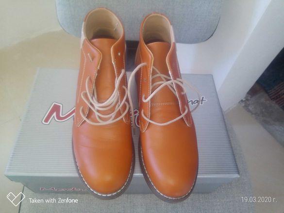 Чисто нови обувки