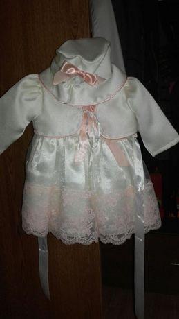Rochiță fetițe 1-1,5 ani