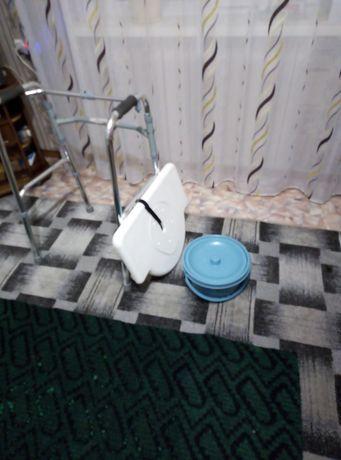 Продам туалет для инвалидов