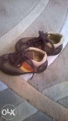 Pantofi din piele maro, marca Kovo Humanic, ca noi, marime 20