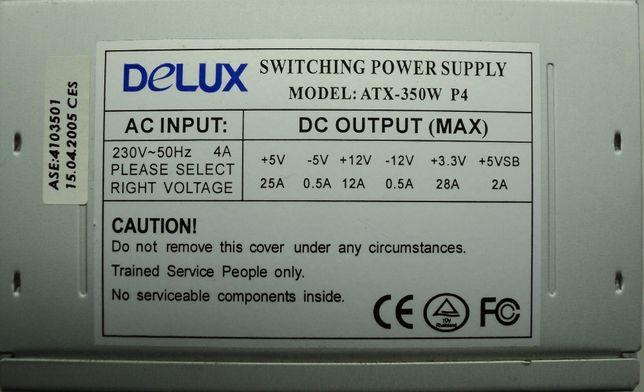 Sursa PC Delux 350W