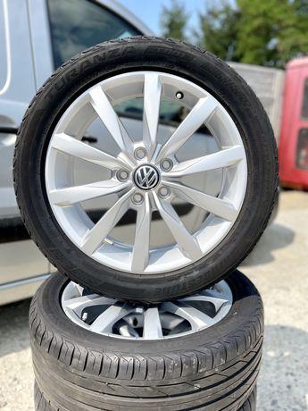 Jante VW 17 Golf 7 6 5 Jetta Touran Caddy 225/45 R17