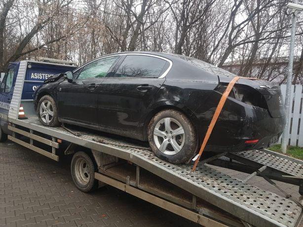 Dezmembrez Peugeot 508 Hybrid 2.0HDi 163 cai motor : RH02 automat 2014