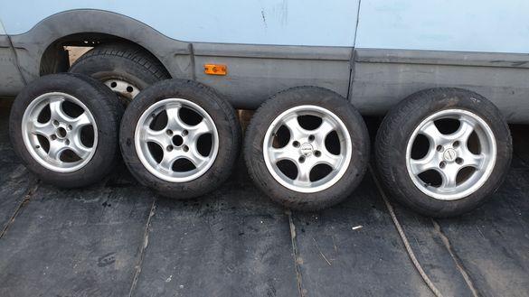 Джанти 15 4х114.3 с гуми 185 65 15