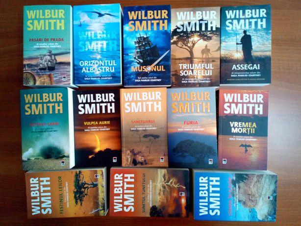 Wilbur Smith - Saga familiei Courtnay (13 vol.)