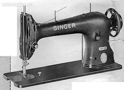 Masina cusut Singer