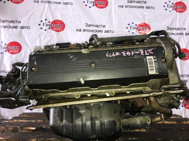 Двигатель на Toyota 2TZ-FE из Японии