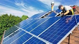 Солнечный батарея на дом