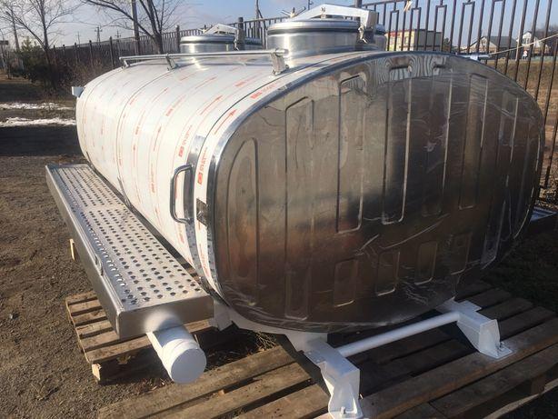 Цистерна для пищевых жидкостей 4200 л