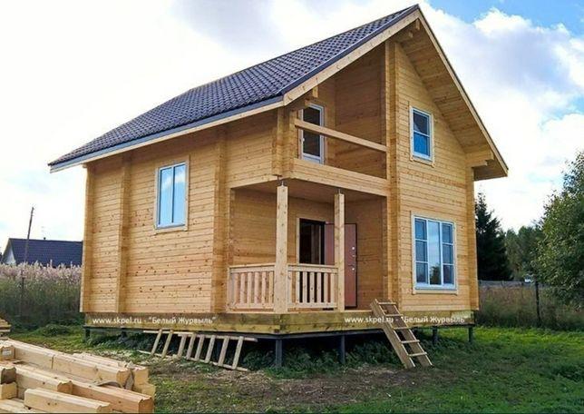 Vinde cabane din lemn sau case