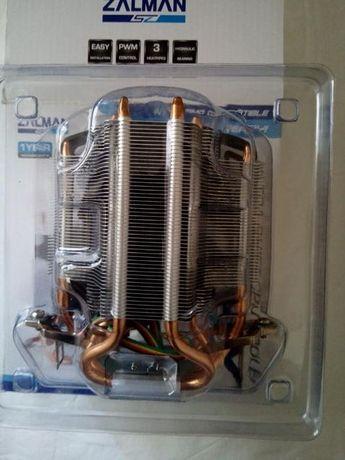 Zalman охлаждане за процесор