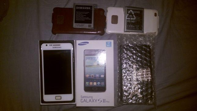 Samsung S II plus