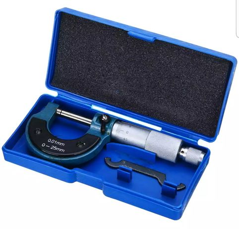 Микрометър / micrometer